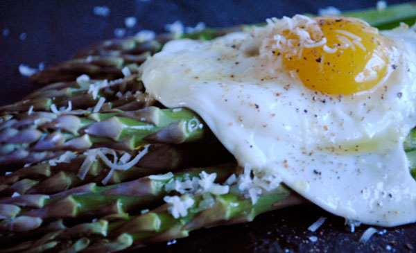 Asparagus by the sensualist