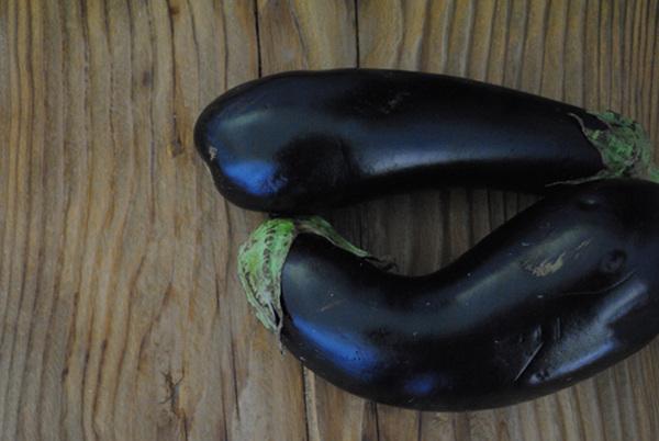 Eggplant by the sensualist