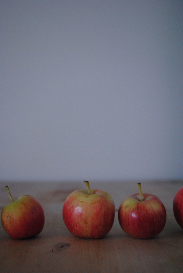 Apples by the sensualist