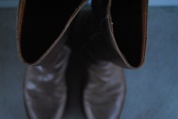 Boots by the sensualist