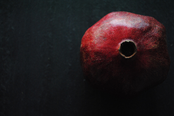Pomegranate by the sensualist
