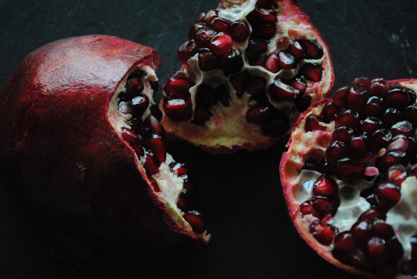 Pomegranate2 by the sensualist