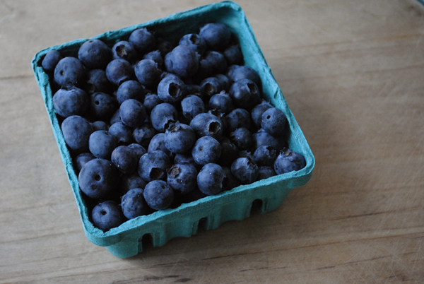 Blueberries by the sensualist