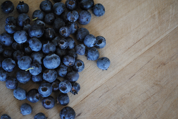 Blueberries2 by the sensualist